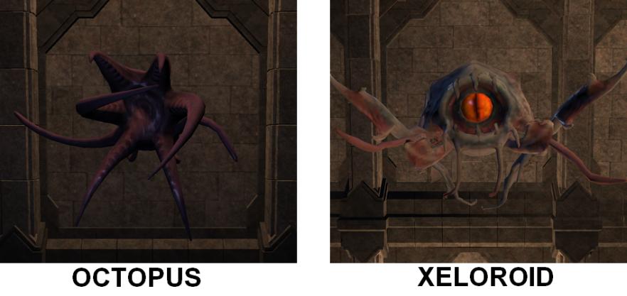 Octopus-Xeloroid